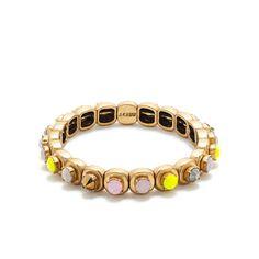 J.Crew - Sapphire jewel bracelet