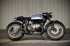 Cafe Racer Dreams delivers a masterclass in customizing a BMW classic motorcycle.