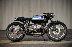 Customizing a classic: CRD's BMW R80ST +http://brml.co/1M3PeQs