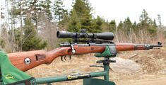 Ultra Low-profile Mauser K98k NDT Scope Mount Gen 2 Full-Length Picatinny rail K98, Picatinny Rail, Military Surplus, Weapons, Guns, Profile, Arsenal, Weapons Guns, User Profile