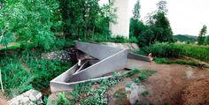 Rural Urban Framework · Lingzidi Bridge · Divisare