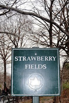 NYC: Central Park - Strawberry Fields by agennari, via Flickr