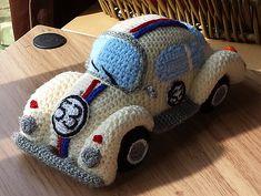 Amigurumi Beetle : Coccinelles vw, Volkswagen and Scarabee on Pinterest