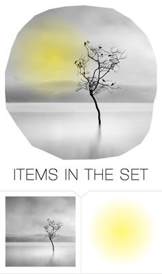 waiting by omidgreeny on Polyvore featuring art