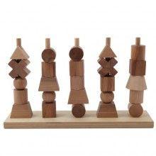 woodenstory – Steckspiel natur