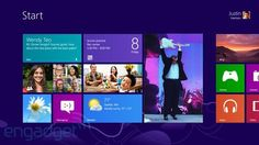 Paul Allen takes a look at Windows 8, finds his ex-workmates mostly doing well.