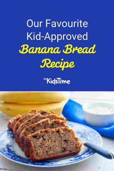 Our Favourite Kid-Approved Banana Bread Recipe Lunchbox Ideas, Banana Bread Recipes, Afternoon Tea, Family Meals, Healthy Snacks, Sweet Treats, Dessert Recipes, Favorite Recipes, Indoor