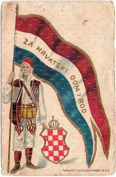 Za Hrvatski dom i rod!!