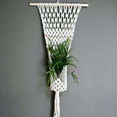 Image of: Plant Hanger Diy