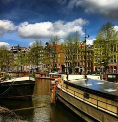 Venice of the North, I will start here. Venice of the South, I hope to see you soon. *Amsterdam ETA April 2013