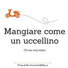 Day 23 of 100 Days of Italian Idioms by instantlyitaly.com