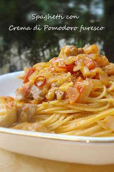 47 Super Ideas For Recipes Easy Spaghetti Meals Easy Pasta Recipes, Veggie Recipes, Asian Recipes, Easy Meals, Cooking Recipes, Healthy Recipes, Salisbury Steak Recipes, Healthiest Seafood, Cafe Food