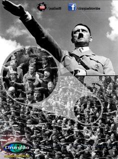 ESCOLHENDO ENTRE O CERTO E O ERRADO - Adolf Hitler governando a Alemanha (1933 a 1945)