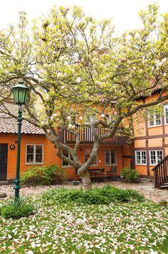 Cute house in Ystad, Sweden