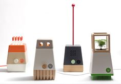 Wanted: Transformer Lights! (Finds From NY Design Week) | Design | WIRED