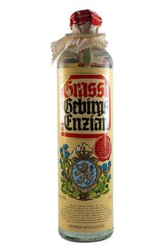 Grassl Gebirgs-Enzian / 40% vol (0,7L)