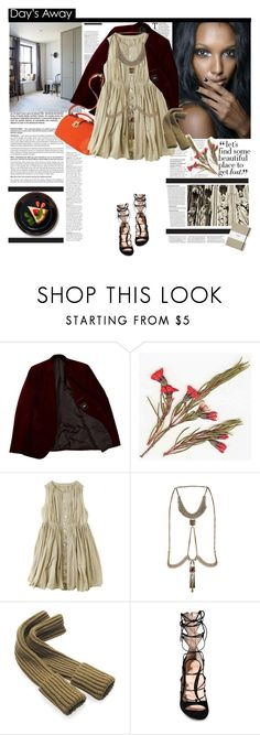 """""""Day's Away"""" by ebeleroderick ❤ liked on Polyvore featuring Brownstone, ASOS, Handle, Zucca, Marni, Gianvito Rossi, Jennifer Lopez, Shinola, 7 For All Mankind and blackwomen"""