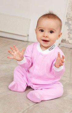 The BabyGlow Bodysuit Exposes Temperatures in Little Ones #baby #fashion trendhunter.com