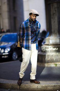 a6570e48776c Les meilleurs street looks de la Fashion Week de Milan Street Look
