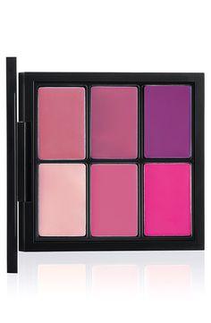 Paleta para labios Pro Lip Palettes de MAC.