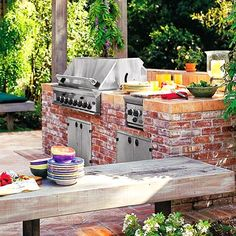 Photo: Philip Harvey   thisoldhouse.com   from Read This Before You Put In an Outdoor Kitchen