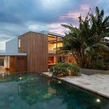 Flipped House by MCK Architects - SYDNEY