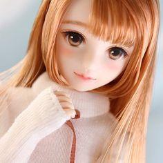 #カスタムドール #手描き #オビツ #obitsu #人形 #doll #handpainted