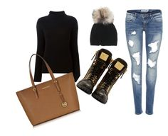 """""""www.fashionyouknow.se"""" by sofie-wester on Polyvore featuring Helmut Lang, Inverni, Giuseppe Zanotti and Michael Kors"""