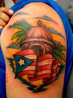 Boricua Puerto Rico Photos From Daniel Tattoo On Love Tattoos, Body Art Tattoos, Flag Tattoos, Tatoos, Tattoo Art, Tribal Tattoos, Tattoo Quotes, Taino Tattoos, Indian Tattoos