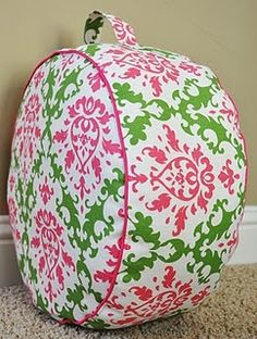 Floor Cushion tutorial,