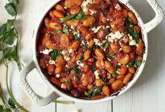 Νηστίσιμες Συνταγές - Συνταγές για τη Νηστεία | Argiro.gr Vegan Recipes, Cooking Recipes, Food Categories, Chana Masala, Chili, Curry, Beans, Veggies, Soup