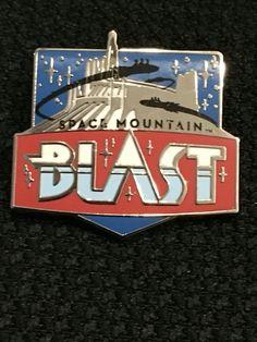 Disneyland Mascots Space Mountain Blast.
