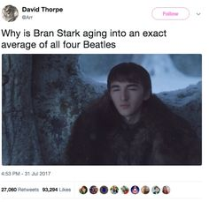 "25 Times The Internet Roasted The Shit Out Of ""Game Of Thrones"""