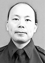 NYPD Officer Wenjian Liu Killed in line of duty 20 December 2014