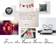 From the Heart Home Decor Gift Guide featuring @etsy shops