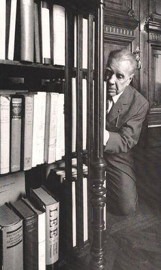 Jorge L. Borges - Sara Facio