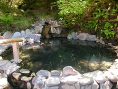 [  ] Breitenbush Hotsprings, Detroit, Oregon #OregonBucketList