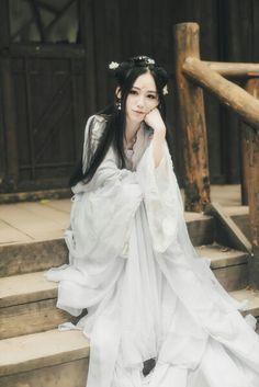 Ancient Chinese dress. Huaban