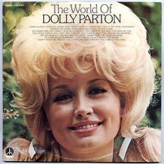 """The World of Dolly Parton"" captures young Dolly Parton on Monument Records circa 1967. The double LP features ""Daddy Won't Be Home Anymore,"" ""This Boy Has Been Hurt,"" and ""I'm Not Worth the Tears"", not to mention the stand-out gem ""Dumb Blonde."" Though they didn't storm the charts like her RCA material, Parton's Monument recordings are among her rootsiest and hardest country recordings and should be heard by all of her fans. (Vinyl LP)"