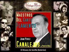 Canalejas de Puerto Real - El Museo de Sevilla (Bulerías)(Flamenco Masters)