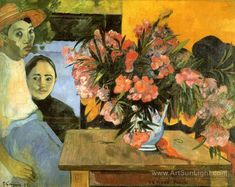 paul gauguin french 1848 1903 post impressionist painter