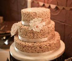 More rice krispie cakes!