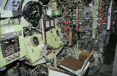 U-Boot - Steuerpult