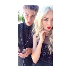 Lucky Blue Smith & Daisy Clementine Smith