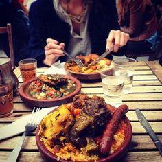 A tajine or a couscous from Le Traiteur Marocain du Marché des Enfants Rouges   27 Of The Most Delicious Cheap Eats In Paris