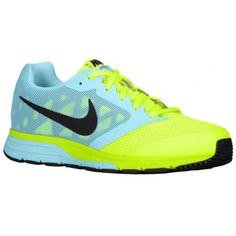 14df326ba5731 Nike Zoom Fly - Women s - Running - Shoes - Volt Glacier Ice Black -sku 30995704