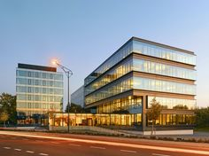 ArchitekturfotografieImmobilienfotografie, Privera AG, Hauptgebäude Privera AG, Gümligen Multi Story Building, Real Estates, Architecture