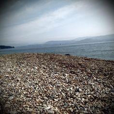My private beach.