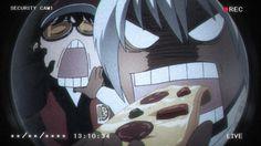 Blood Blockade Battlefront - Épisode 2 : À la poursuite du mystérieux camion fantôme. - Série complète à voir en streaming et téléchargement sur http://animedigitalnetwork.fr/video/kekkai_sensen