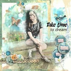 Kit: Rêverie Photo: Luanna Cabral via Pexels edited with Photoshop CC Luanna, Photoshop, Kit, Create, Scrapbooking, Painting, Painting Art, Scrapbooks, Paintings